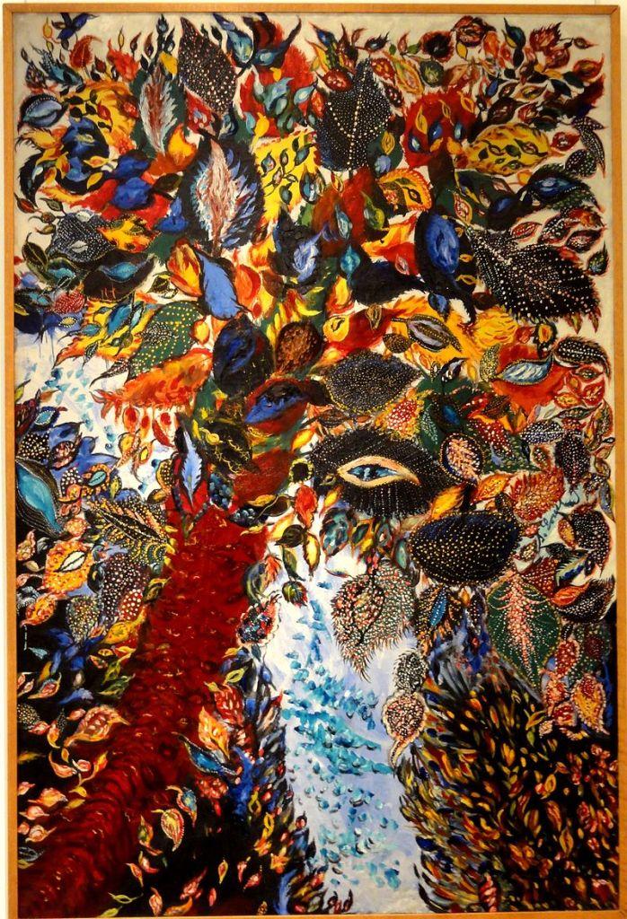 800px-Senlis_(60),_musée_d'art_et_d'archéologie,_Séraphine_Louis,_L'arbre_de_Paradis_(1928-30)